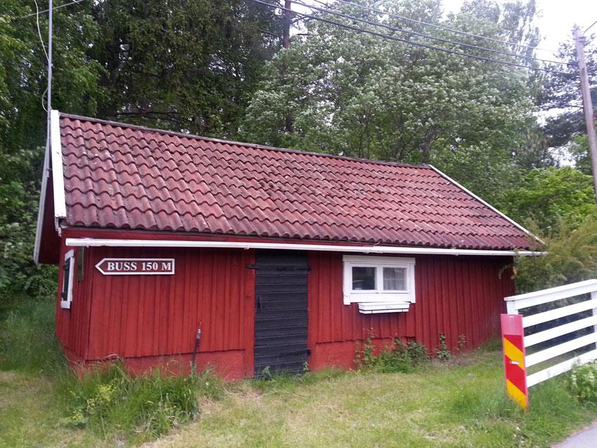 Nocleg pod Sztokholmem