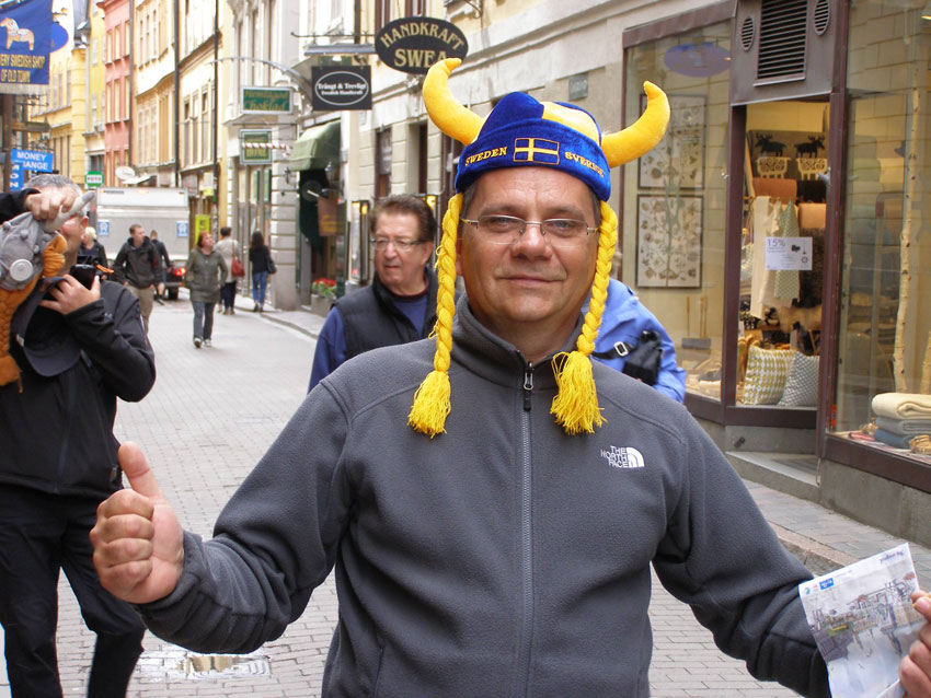 Szwed z prawdziwego zdarzenia :)